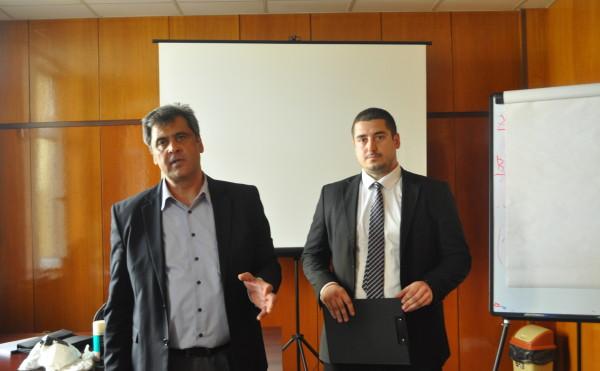 Адвокатска академия от 13.04.2018 г. по темата за GDPR – I част